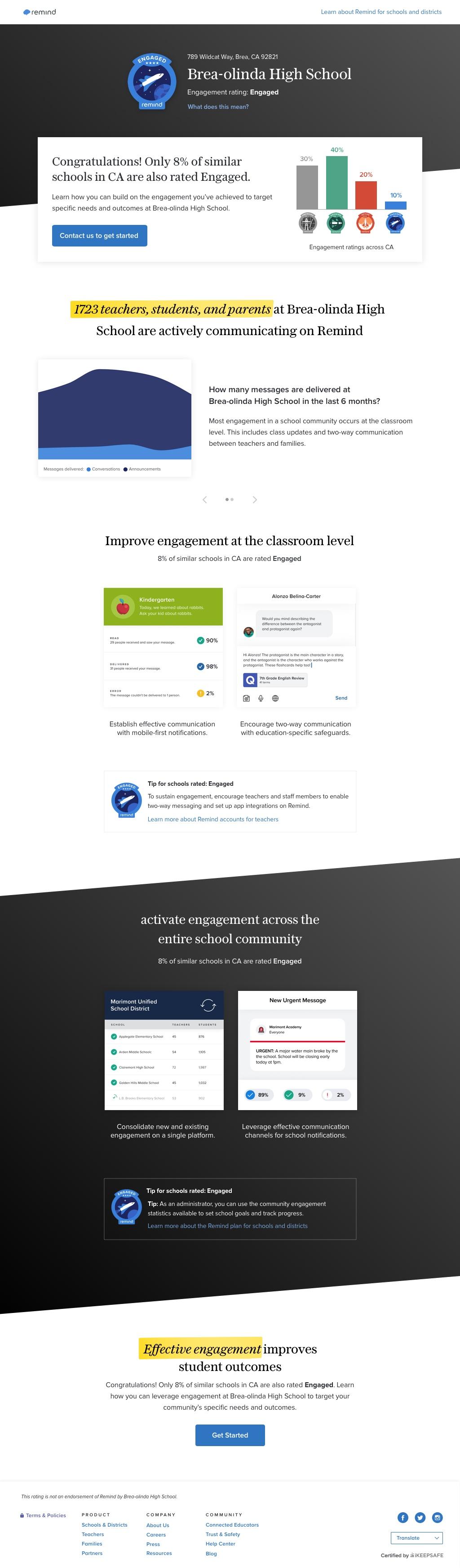 Remind-UI-School-Detail